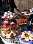 Selection of yummie food