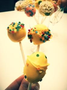 Easter cakepops!