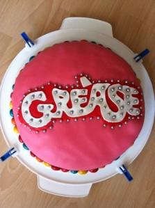 Raspberry-vanilla cake